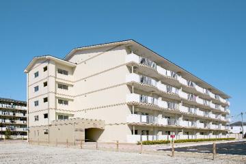 公営時之島住宅第3期建築工事