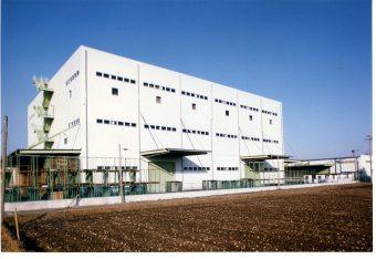 名古屋貨物運輸倉庫㈱様 倉庫